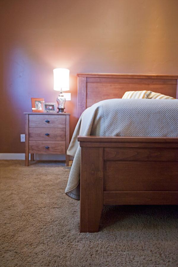 custom bed