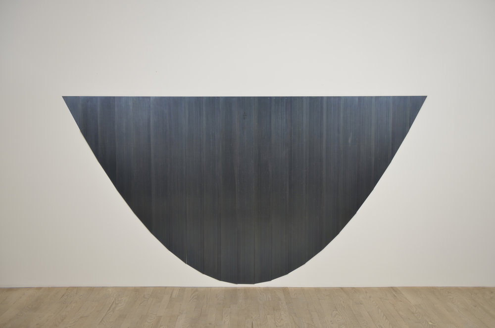 Bernard Kirschenbaum,  Blue Steel Parabola 1 , 1971