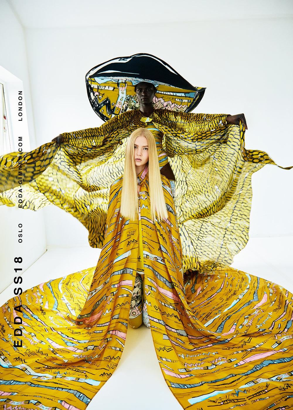 Edda Gimnes   Brand Consulting | Design |Campaign | Exhibition | Post Production