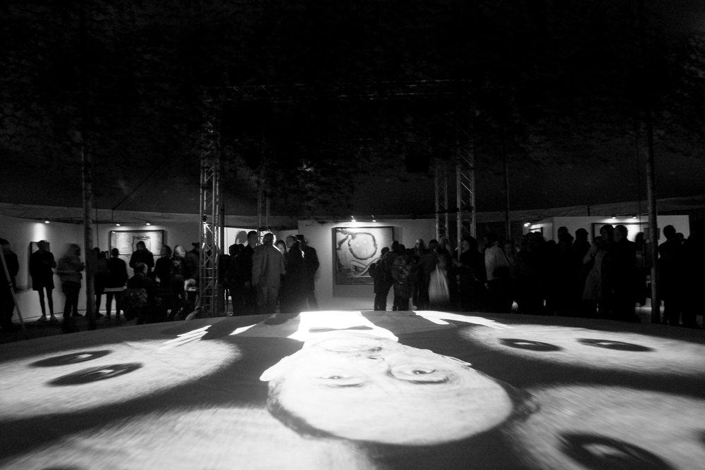 Roger Ballen Exhibition  Exhibition | Production | Collaboration | Festival