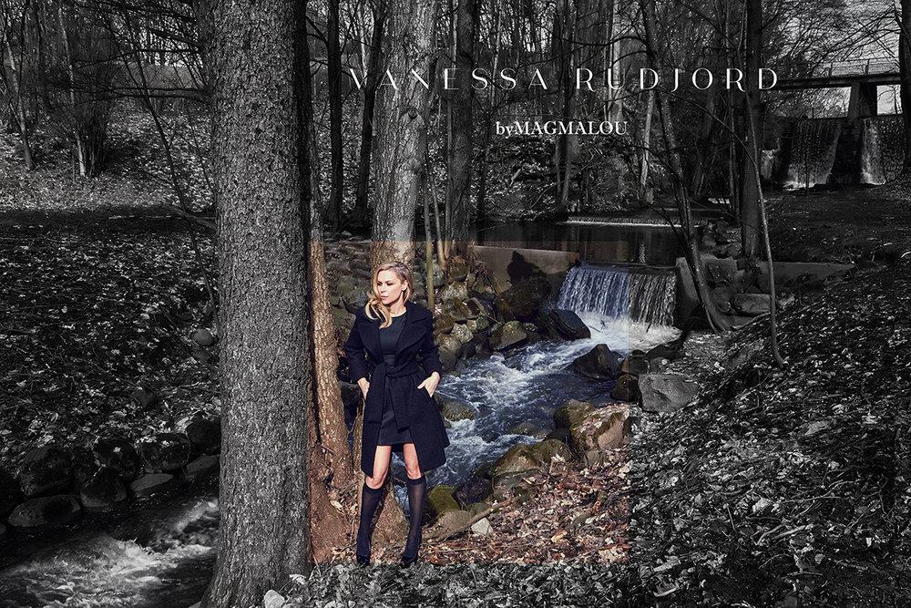 MagMaLou x Vanessa Rudjord  Production | Campaign | Design | Print