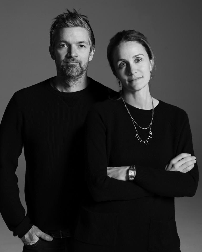 Jenny Gage & Tom Betterton
