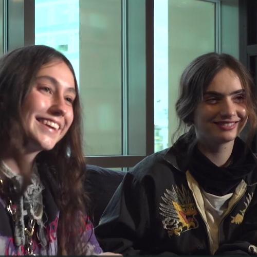Arielle Chiara & Zoe Bleu