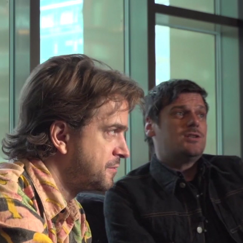 Matthew Mcauly and Aaron Ward / Let`s Panic Magazine