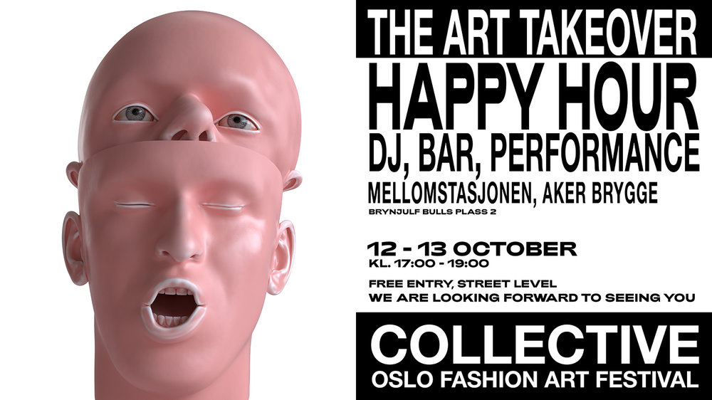 The Art Takeover Happy Hour