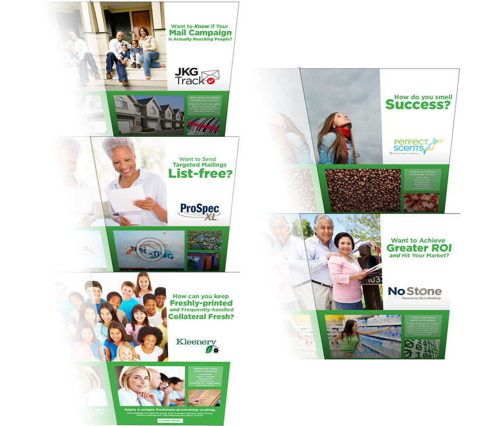 Promotional design, branded campaign, branding, brand identity