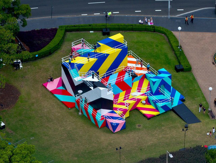 Higher Ground, Sydney Festival