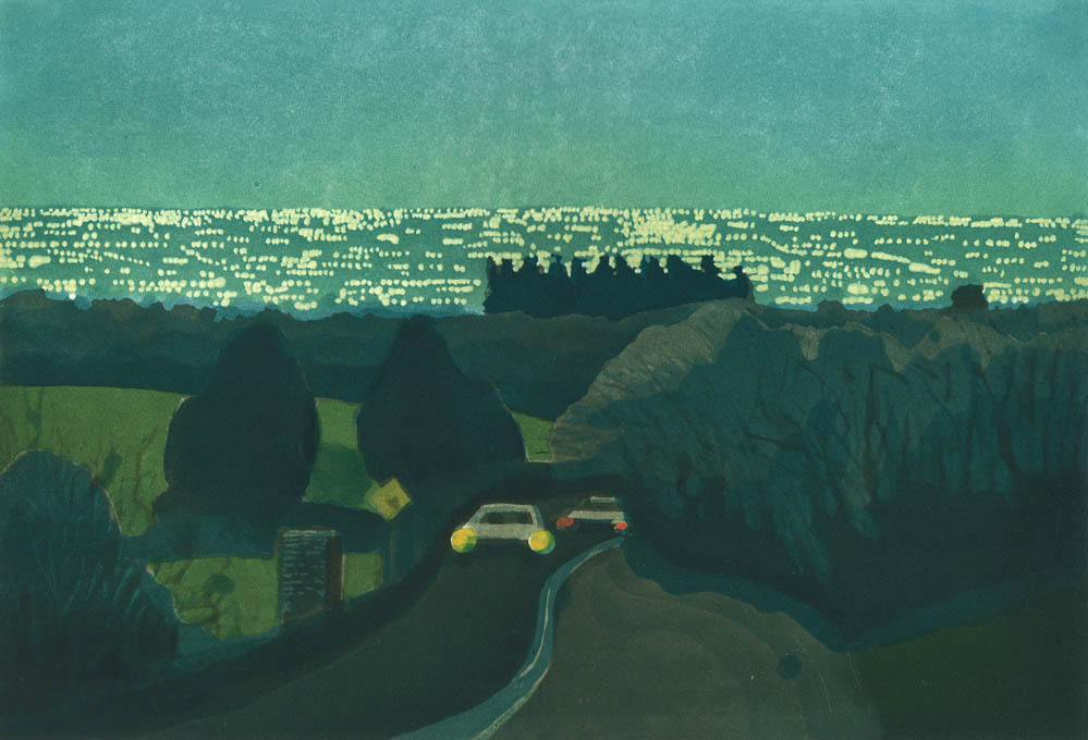 Martin Gale, Down to the City