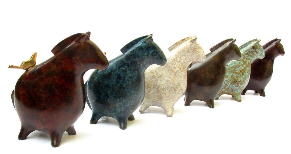 Stephanie Hess, Pilgrim Herd
