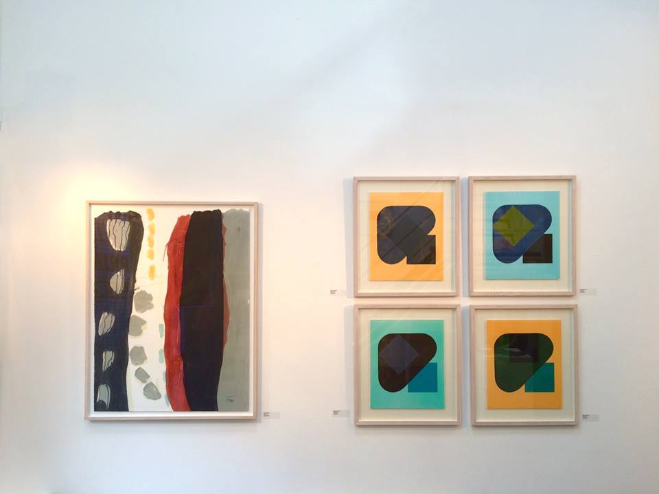 Gallery View, Tony O'Malley & Richard Gorman
