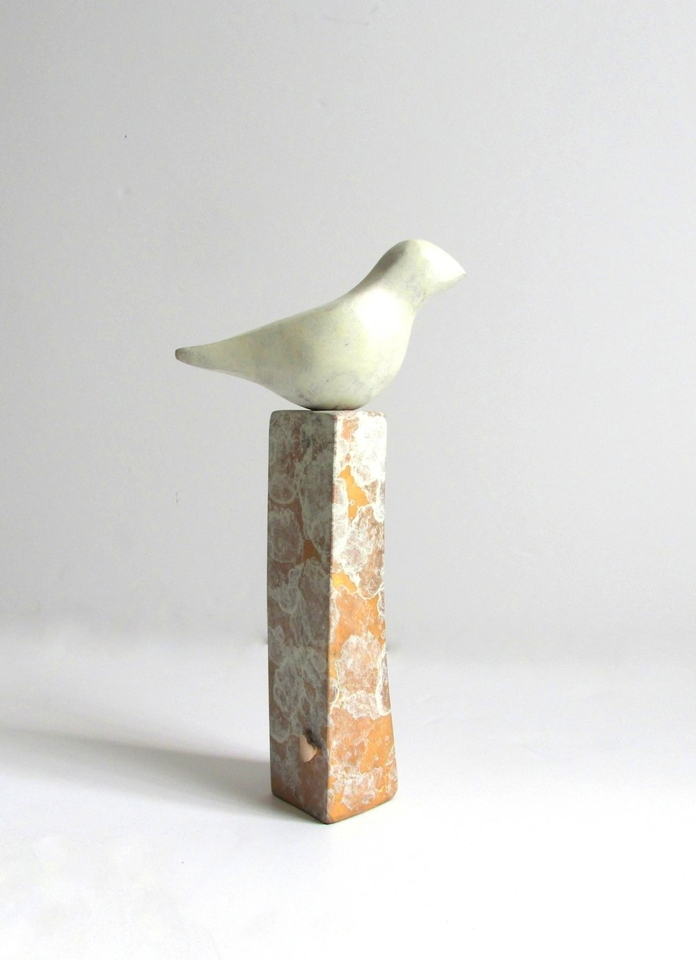 Stephanie Hess, Winter Song Bronze, edition of 12 19 x 4 x 10 cm €1,200