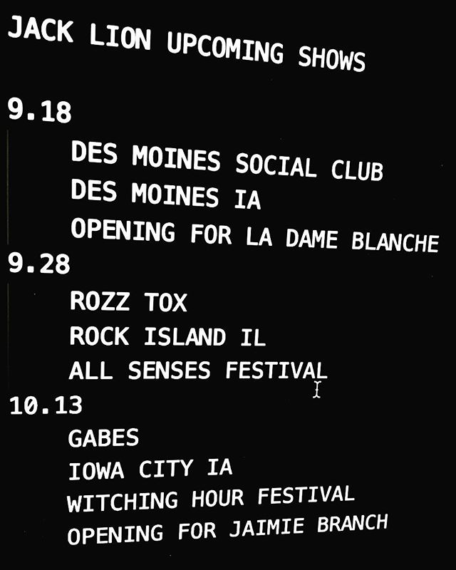 WE ARE PLAYING SOME SHOWS.  #shows #desmoines #rockisland #iowacity #rozztox #desmoinessocialclub #gabesiowacity  #allsensesfestival #witchinghourfest #iowamusic #electronic #jazz #ambient