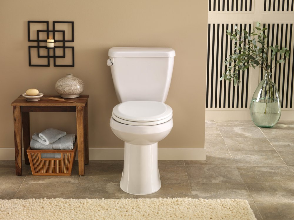 Gerber Avalanche, the best flushing toilet on the market.