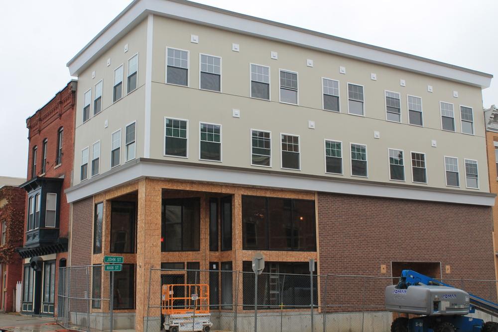 9 Main Street and 5-7 John Street, Hoosick Falls NY