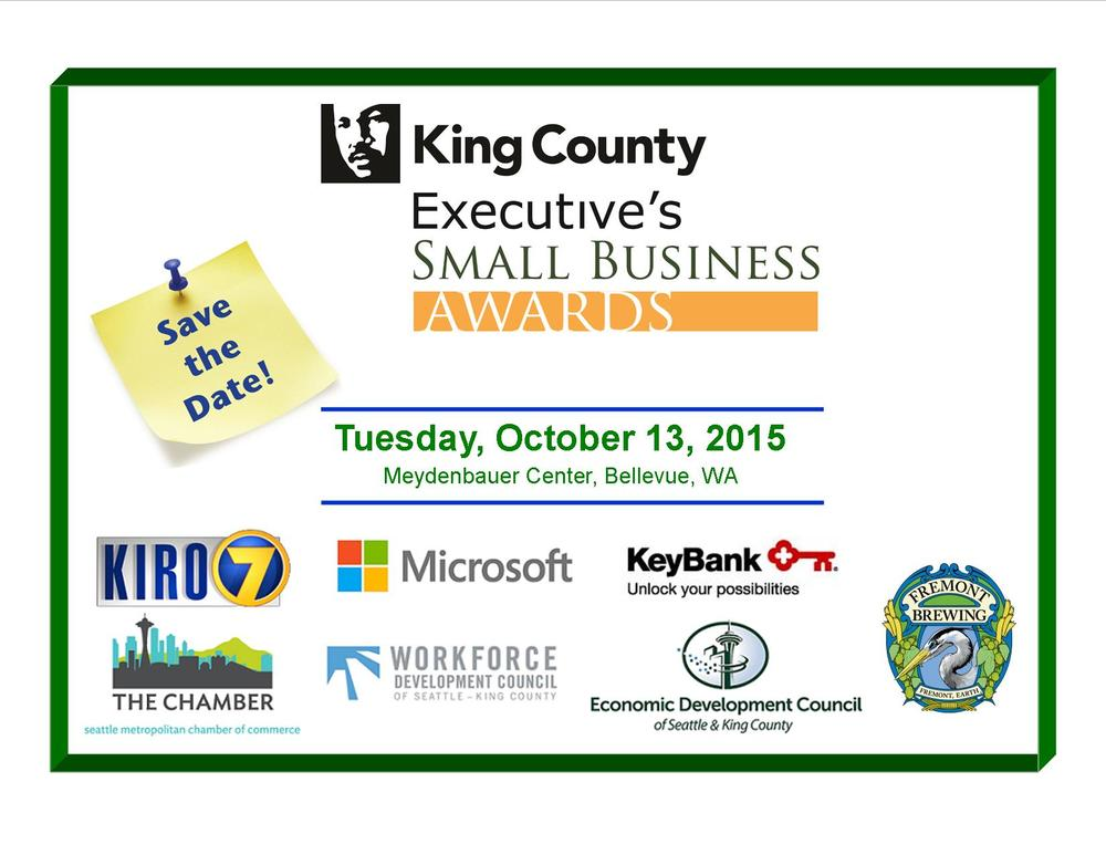 Save the Date for KC Exec's Small Biz Awards!