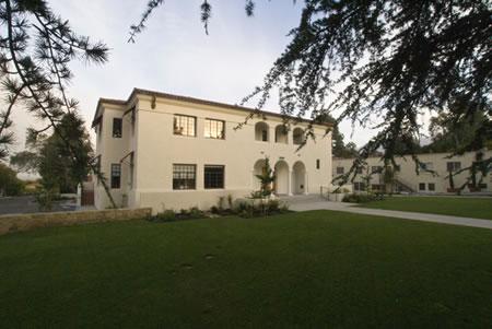 Artist's Rendering of Hospice of Santa Barbara, Inc.
