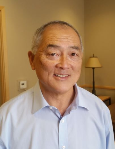 Nelson Hayashida    , new Spiritual Care Counselor at Hospice of Santa Barbara