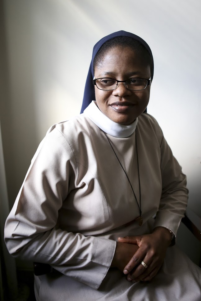Sister Mary Adenubi