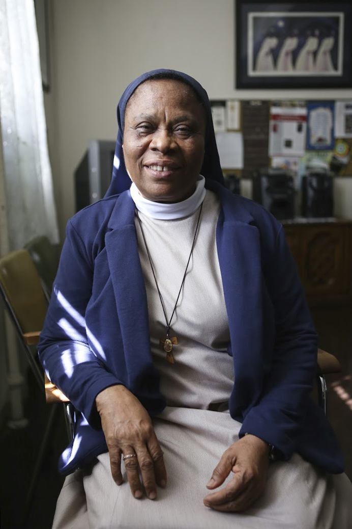 Sister Anne Okorie
