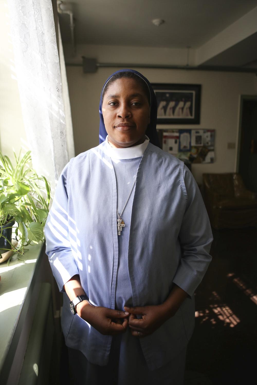 Sister Rosemary Onwuemene