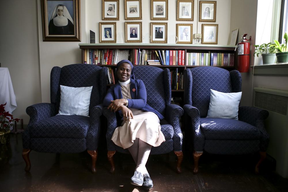 Sister Evelyn Anyarogbu