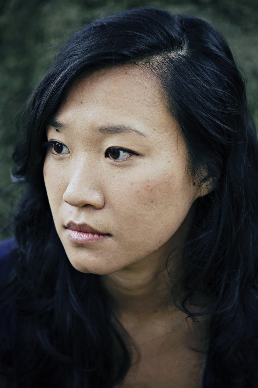 Poet Jenny Xie.