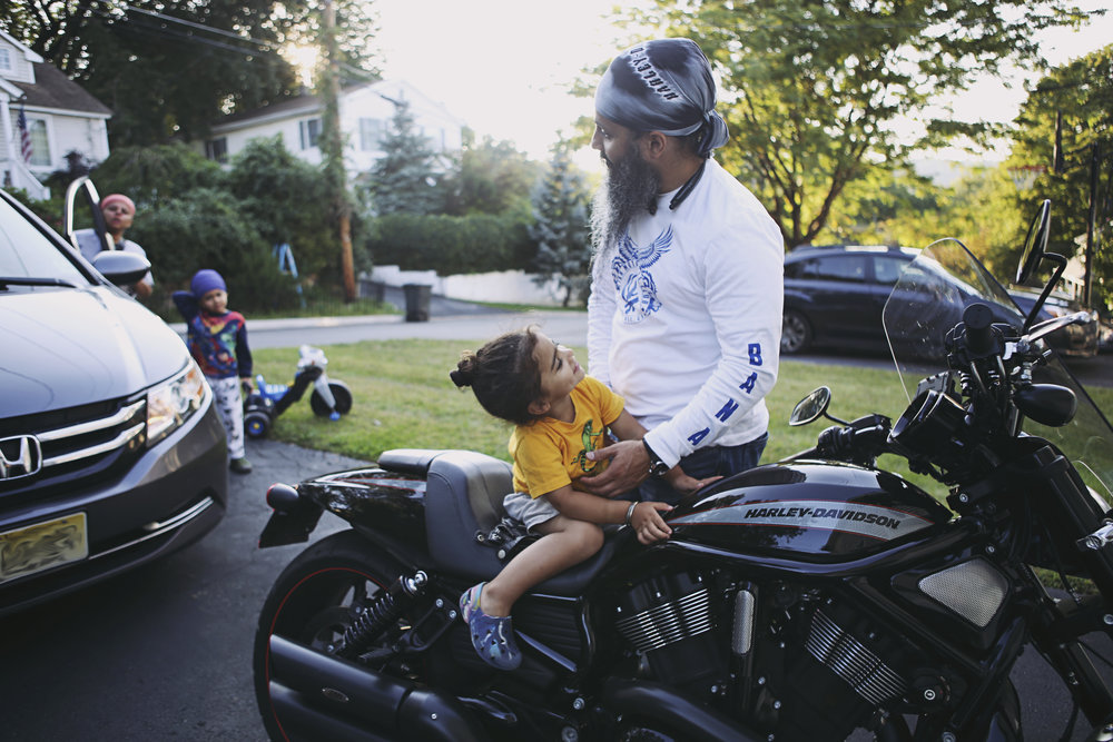 "The Riders of the Sikh Motorcycle Club of the Northeast, for BuzzFeed News - ""At the end of the day, it's my journey,"" he said of his faith. ""The one thing I can say is wholly mine."" But it helps to be around people who, through ways implicit and explicit, remind him why he has chosen the life he has."