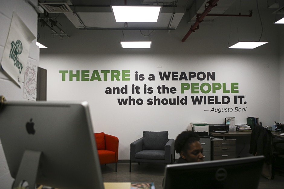A Theater's Long Fight to Find a Home in Manhattan, for CityLab - If cities want to use zoning to preserve and protect underserved organizations, tighter laws and an eagle-eyed community have to work together to make sure the arts don't fall through the cracks