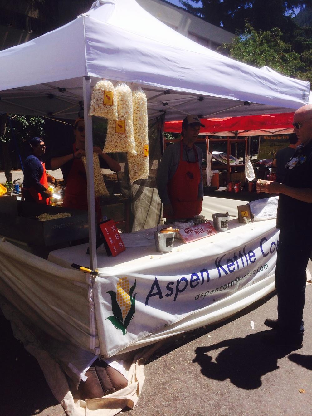 Aspen Kettle Corn