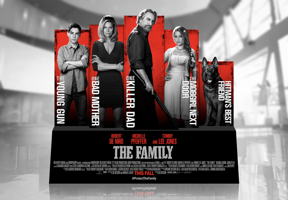 THE FAMILY - RELATIVITY