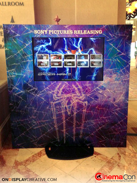 SONY PICTURES - CINEMA-CON