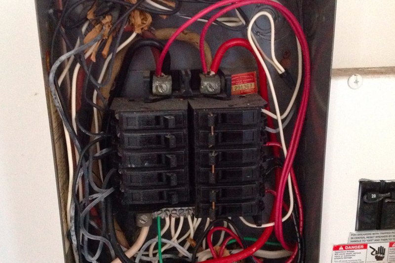 Double Tapped - A commonly viewed electrical issue is a