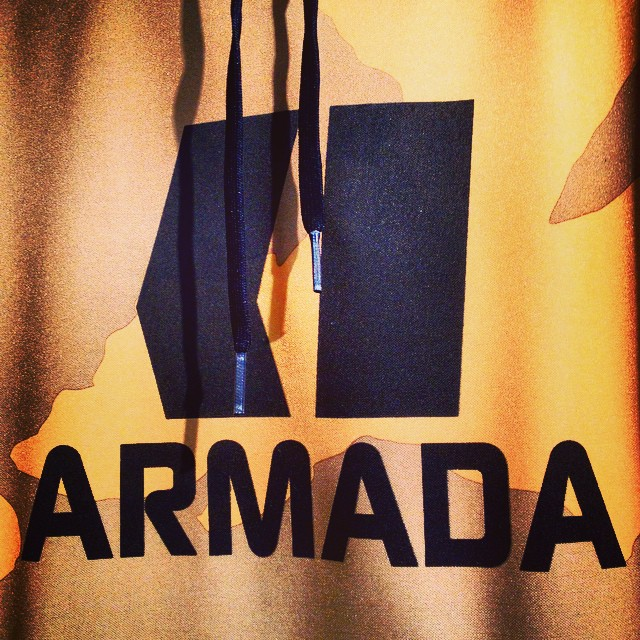 @armadaskis hoodies, tees, toques and suspenders now in store #armadaskis #whatskiingwillbecome