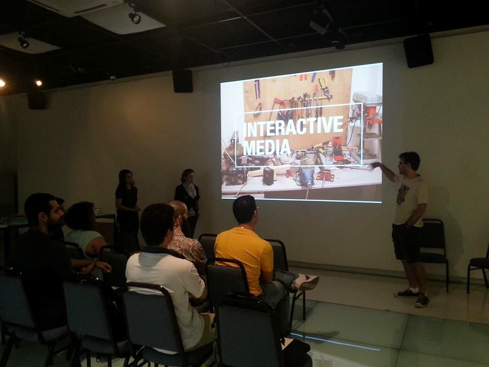 Our first presentation