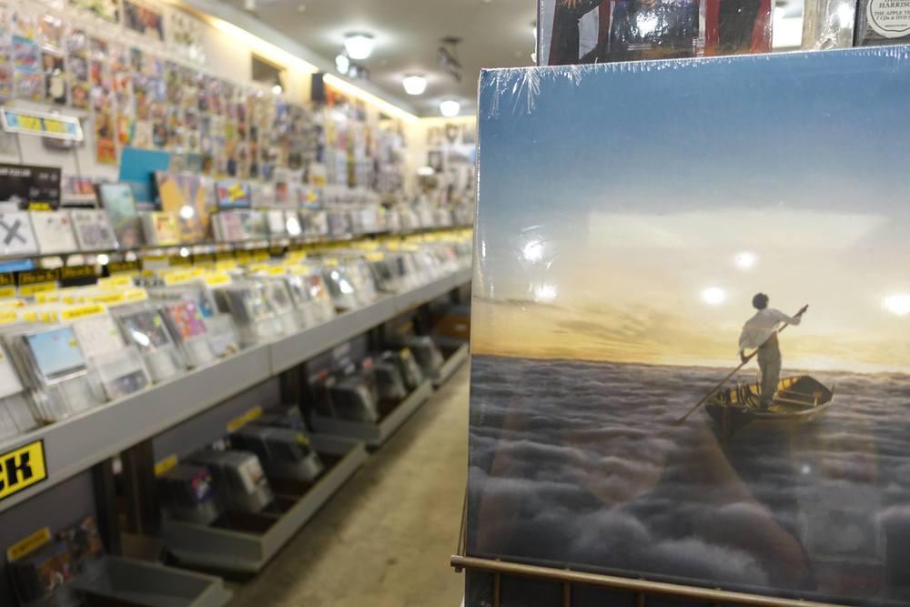 And the amazing Amoeba Records