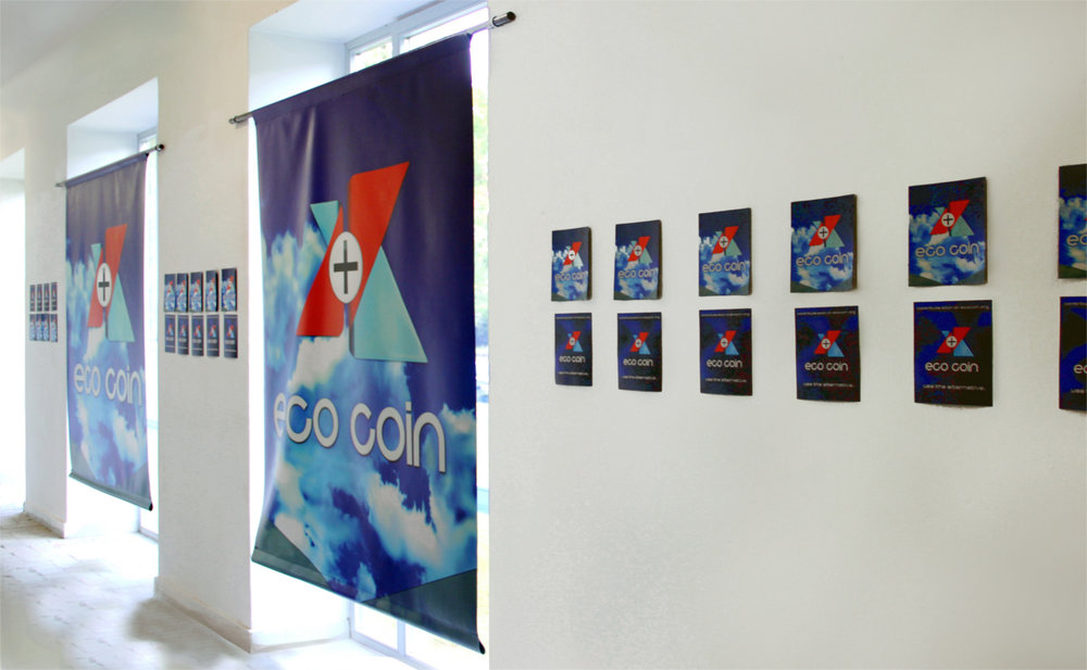 Eco Coin Proposal Banner 4, 2015