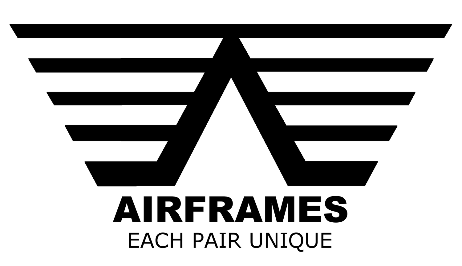 AIRFRAMES custom made spectacles