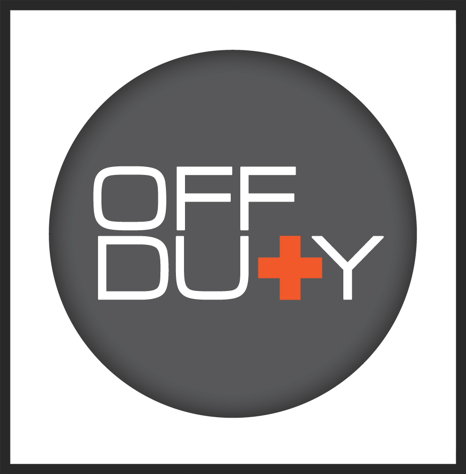 Off Duty Drinks Logo