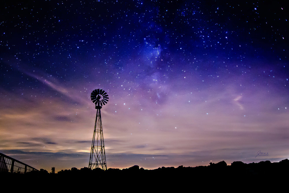 Heaven's Windmill