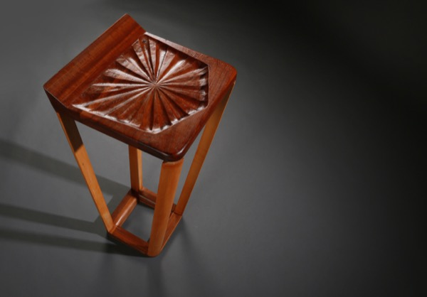 Wood carved furniture by Twiggy
