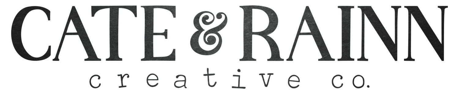 Cate & Rainn Creative Co.