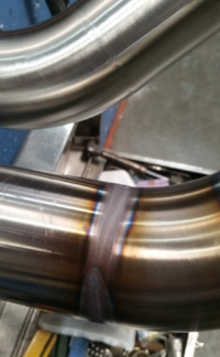 SANITARY WELDS - POLISHED AND UNPOLISHED