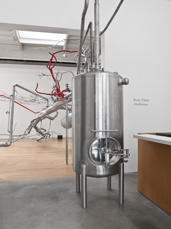 DISTILLATION, 2010