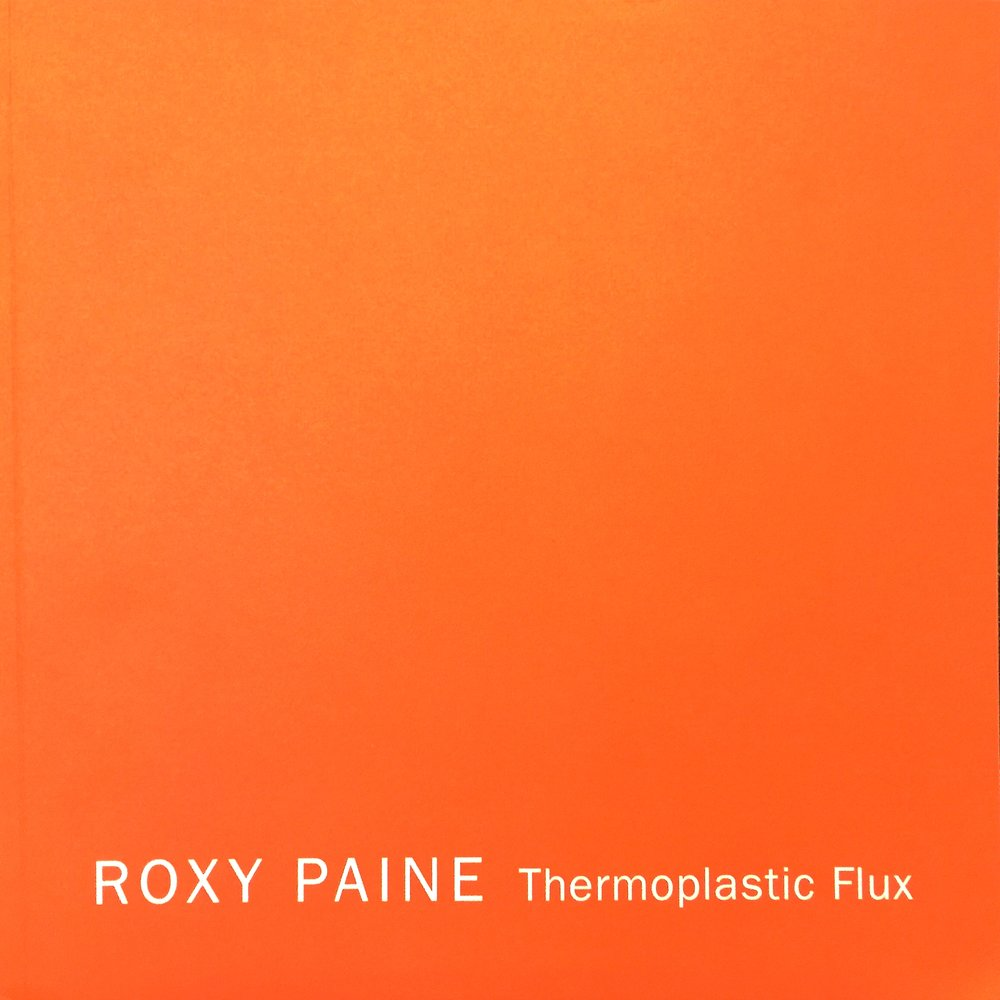 Roxy Paine: Thermoplastic Flux