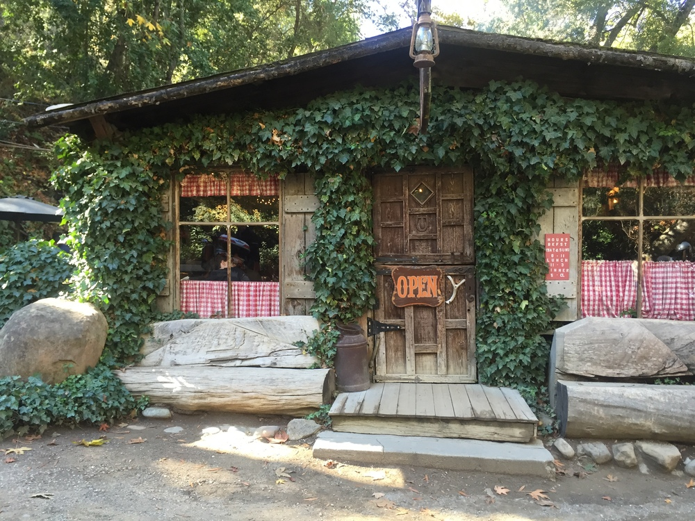 // If you're up for a drive, check out Cold Spring Tavern which is 30-minutes from downtown Santa Barbara.