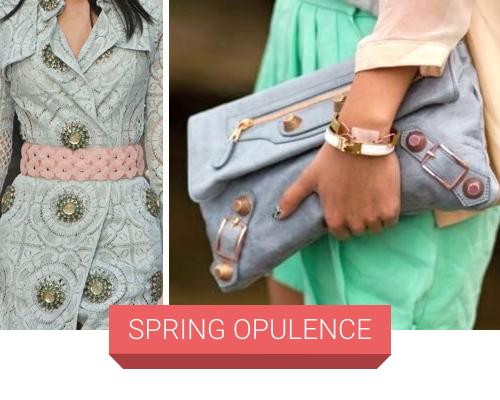 Spring Opulence