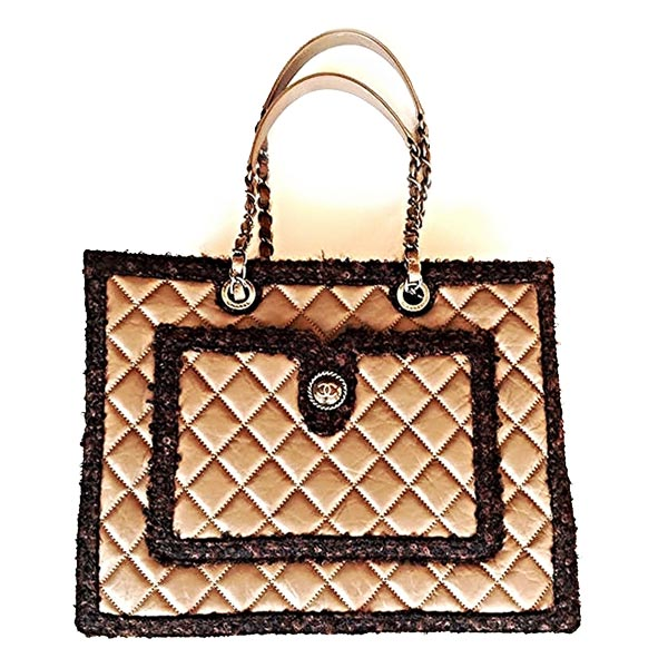 Chanel Western Quilted Handbag