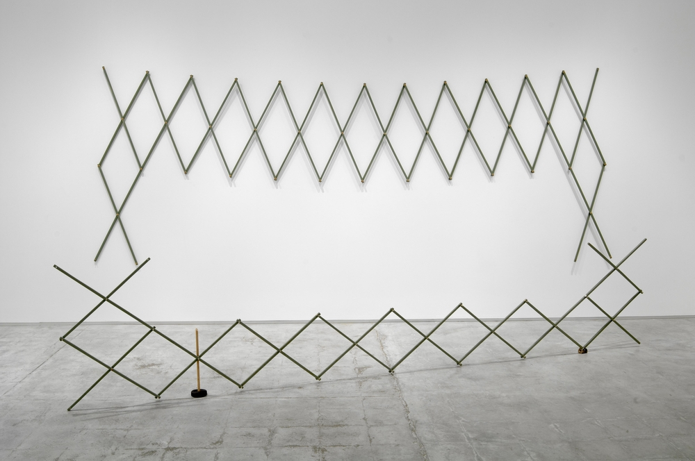 Frame for a Face, 2009