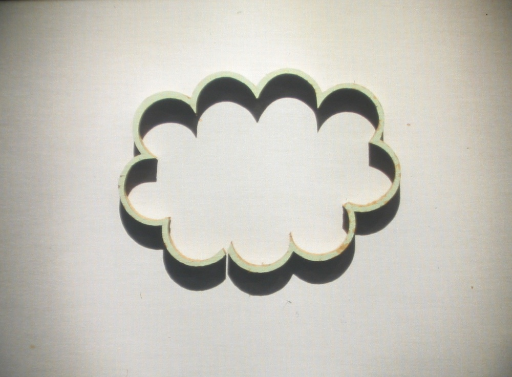 Small Green Cloud, 2000