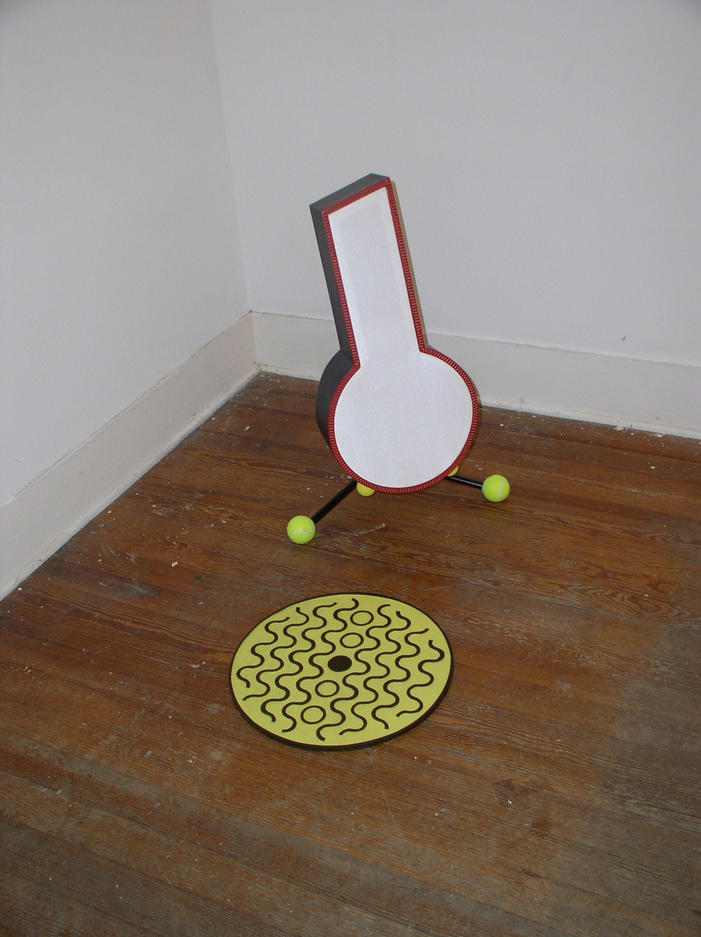 Banjo and Manhole, 2003